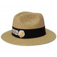 Madrid Style String Straw Hat