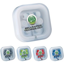Colour Pop Earbuds with Microphone