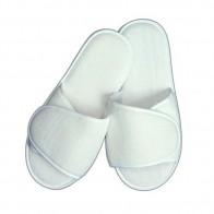 Spa Bathroom Slippers Adjustable  Velcro