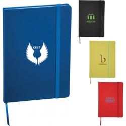 127mm x 178mm Snap Elastic Closure Notebook