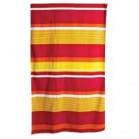 Bright Stripe Beach Towel