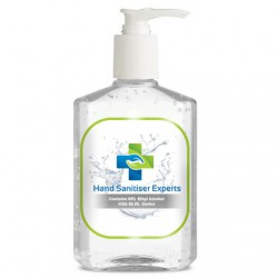 250ml Antibacterial Hand Sanitiser Gel
