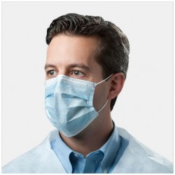 Sanitary Face Mask - Bulk Pack of 50