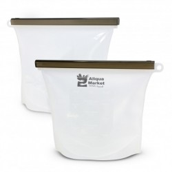 Silicone Reusable Storage Pouch