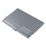Dublin Aluminium Card Holder