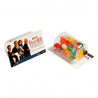 Biz Card Treats with Jelly Beans 50G (Mixed Colours)