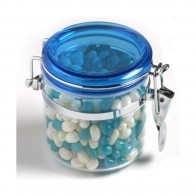 Jelly Beans in Canister 300G (Mixed Colours or Corporate Colours)