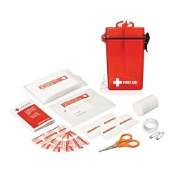 21pc Waterproof First Aid Kit