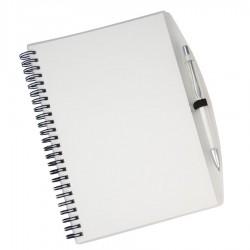 A5 Spiral Notebook and Pen
