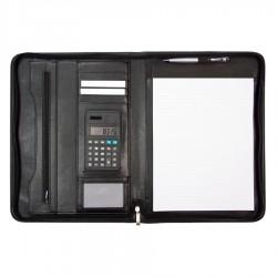 Foolscap Compendium with Calculator