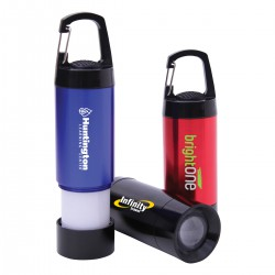 Fire-Bright 2-in1 LED Flashlight Torch