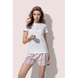 Womens Sharon Henley T-shirt