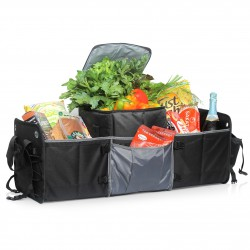 Car Boot Organiser Removable Insulated Cooler