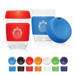 Eco Coffee Cup Glass Cup2Go 375ml