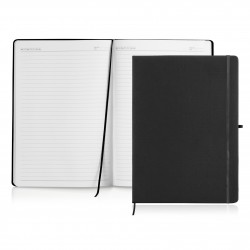 Notebook Journal A4 Leather Look
