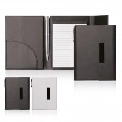 Notepad A6 Folder Magnetic Closure Elegance