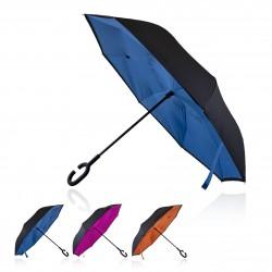 Shelta 53cm Double Canopy Reverse Umbrella