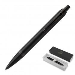 Metal Pen Ballpoint Parker IM - Achromatic Matte Black BT
