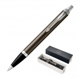 Metal Pen Ballpoint Parker IM - Dark Espresso CT