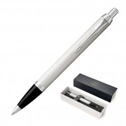 Metal Pen Ballpoint Parker IM - White CT