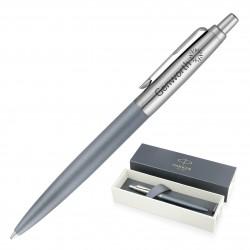 Metal Pen Ballpoint Parker Jotter XL - Matte Grey CT