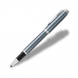 Metal Pen Rollerball Parker IM - Blue Grey S/St CT