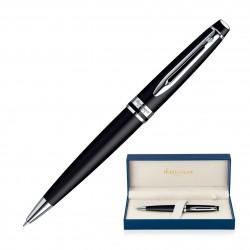 Metal Pen Ballpoint Waterman Expert - Matte Black CT