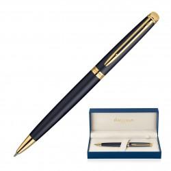 Metal Pen Ballpoint Waterman Hemisphere - Matte Black GT