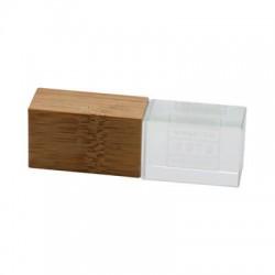 Eco Crystal Flash Drive 1GB - 32GB
