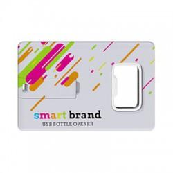 BottlO Credit Card Flash Drive 1GB - 32GB