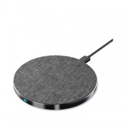 Tweed Wireless Charger - Round