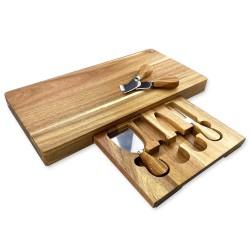 Barsa Cheeseboard & Knife Set