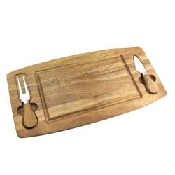 Noyya Cheeseboard & Knife Set