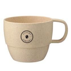 300ml Vetto Wheat Straw Coffee Cup