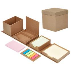 Desk Organiser Sticky Note Memo Holder