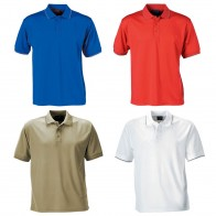 Men's Light Weight Cool Dry Polo