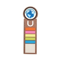 Circle Bookmark/Ruler with Noteflags