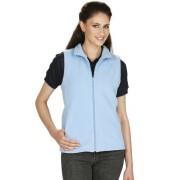 Ladies Poly Fleece Vest