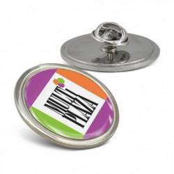 Altura Lapel Pin - Round Large