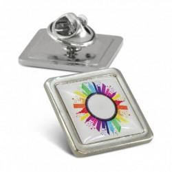Altura Lapel Pin - Square Small