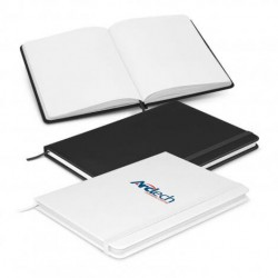 Omega Unlined Notebook