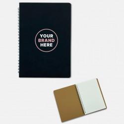 Spiral Daily Notebook