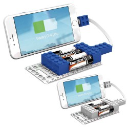Office Block AA Emergency Mobile Charger