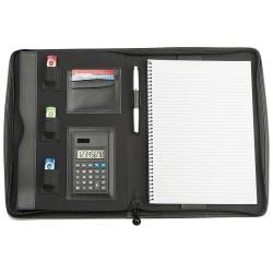 A4 Zippered Calculator Compendium
