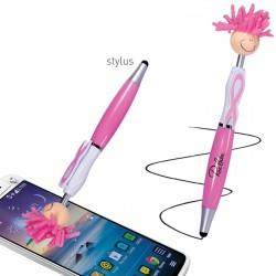 Mop Top Awareness Ribbon Pen / Stylus