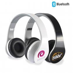 Hyper Bluetooth Headphones in EVA Zipper Case