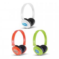 Thrust Wired Headphones