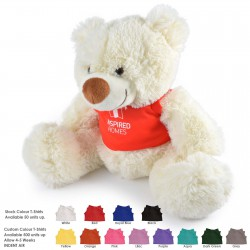 Coconut Plush Teddy Bear