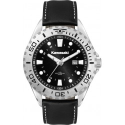 Watch, Mens - Leather Strap